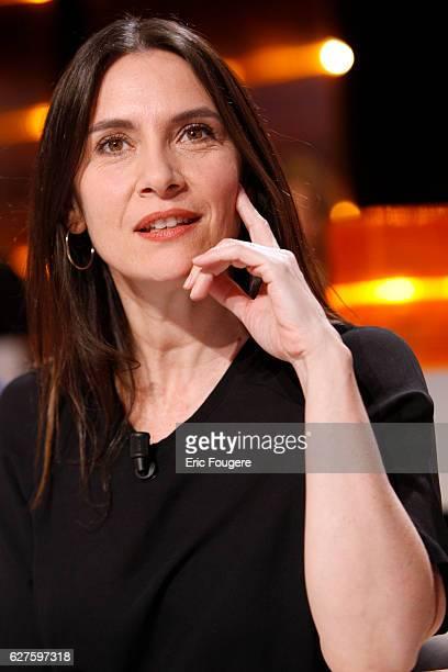 Actress Geraldine Pailhas Photographed in PARIS