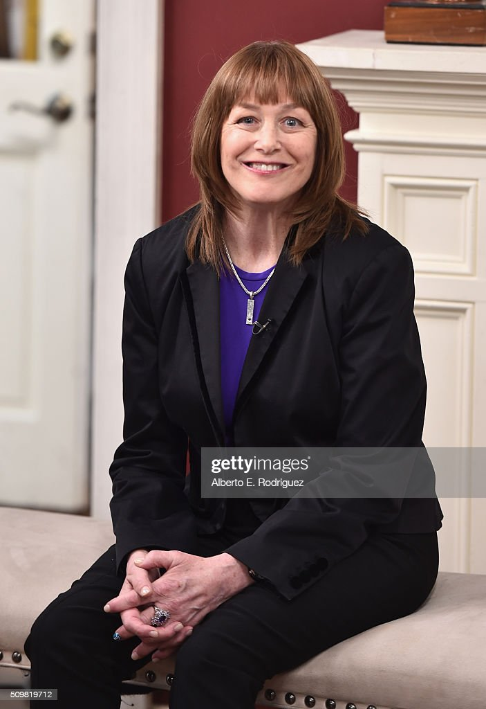 Actress <a gi-track='captionPersonalityLinkClicked' href=/galleries/search?phrase=Geri+Jewell&family=editorial&specificpeople=666399 ng-click='$event.stopPropagation()'>Geri Jewell</a> attends Hallmark's Home and Family 'Facts Of Life Reunion' at Universal Studios Backlot on February 12, 2016 in Universal City, California.