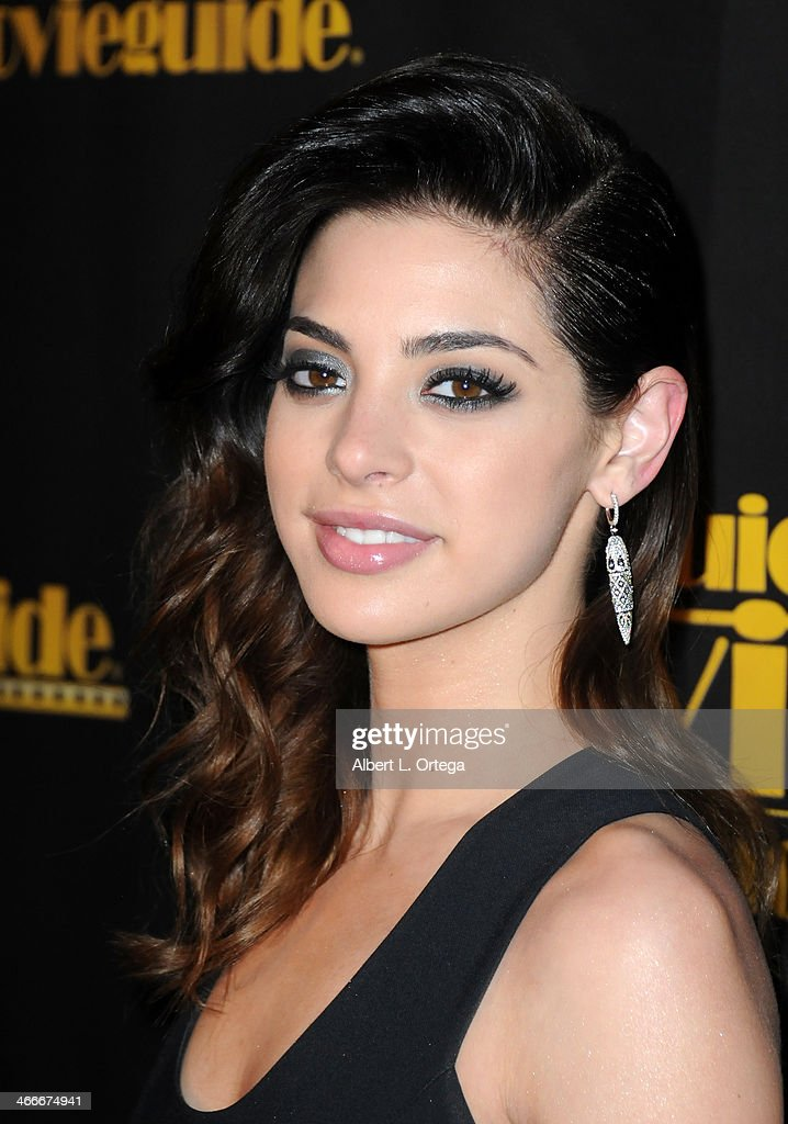 Actress <a gi-track='captionPersonalityLinkClicked' href=/galleries/search?phrase=Gia+Mantegna&family=editorial&specificpeople=6218522 ng-click='$event.stopPropagation()'>Gia Mantegna</a> attends the 21st Annual Movieguide Awards held at the Universal Hilton Hotel on February 15, 2013 in Universal City, California.