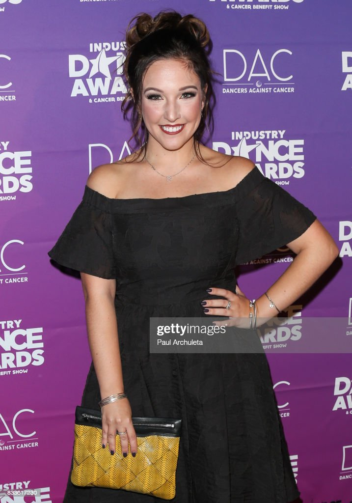 Actress Gianna Martello attends the 2017 Industry Dance Awards and Cancer Benefit show at Avalon on August 16, 2017 in Hollywood, California.