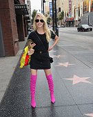 Celebrity Sightings In Los Angeles - May 11, 2021