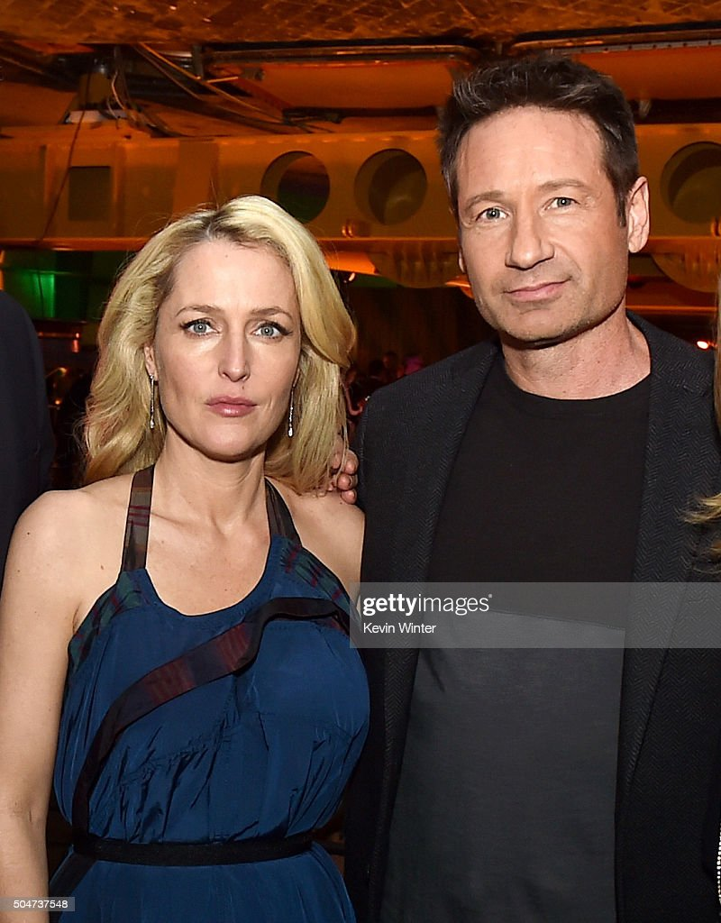 """Premiere Of Fox's """"The X-Files"""" - After Party"""