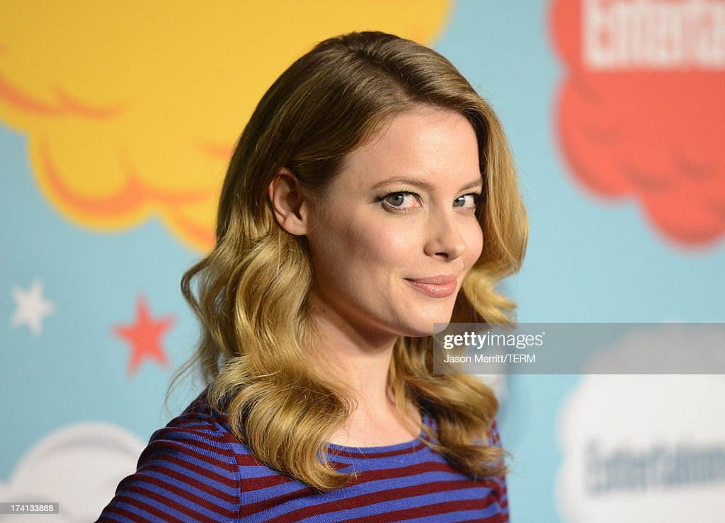 Actress Gillian Jacobs attends Entertainment Weekly's Annual Comic-Con Celebration at Float at Hard Rock Hotel San Diego on July 20, 2013 in San Diego, California.