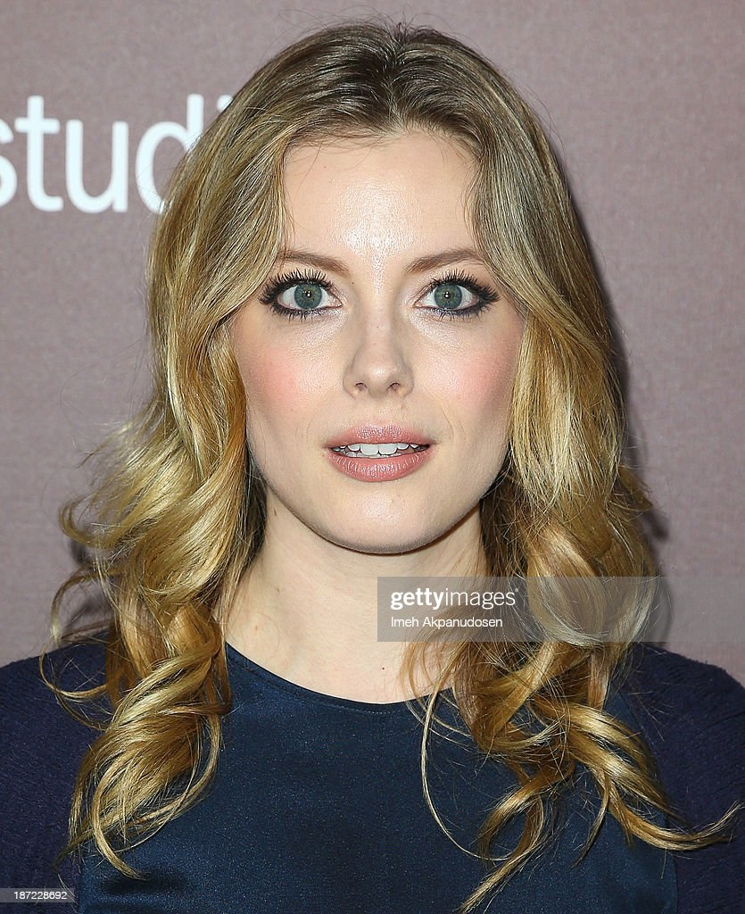 Actress <a gi-track='captionPersonalityLinkClicked' href=/galleries/search?phrase=Gillian+Jacobs&family=editorial&specificpeople=4836757 ng-click='$event.stopPropagation()'>Gillian Jacobs</a> attends The Hollywood Reporter's 'Next Gen' 20th Anniversary Gala at Hammer Museum on November 6, 2013 in Westwood, California.