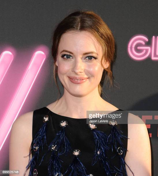 Actress Gillian Jacobs attends the premiere of 'GLOW' at The Cinerama Dome on June 21 2017 in Los Angeles California