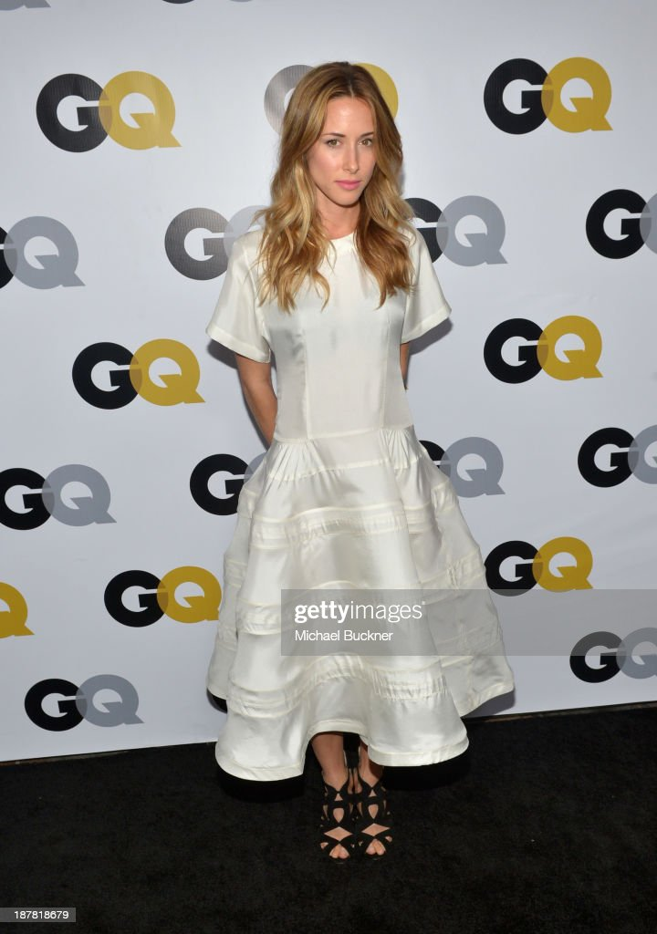 Actress <a gi-track='captionPersonalityLinkClicked' href=/galleries/search?phrase=Gillian+Zinser&family=editorial&specificpeople=6722815 ng-click='$event.stopPropagation()'>Gillian Zinser</a> attends the GQ Men Of The Year Party at The Ebell Club of Los Angeles on November 12, 2013 in Los Angeles, California.