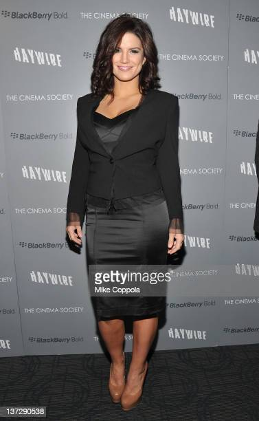 Gina Carano Stock Photos And Pictures Getty Images