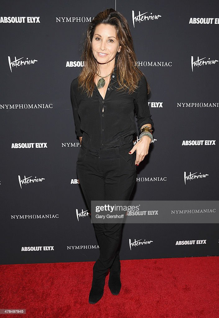 Actress <a gi-track='captionPersonalityLinkClicked' href=/galleries/search?phrase=Gina+Gershon&family=editorial&specificpeople=203099 ng-click='$event.stopPropagation()'>Gina Gershon</a> attends the 'Nymphomaniac: Volume I' screening at The Museum of Modern Art on March 13, 2014 in New York City.