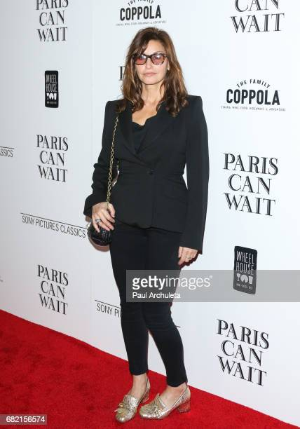Actress Gina Gershon attends the screening of 'Paris Can Wait' at Pacific Design Center on May 11 2017 in West Hollywood California