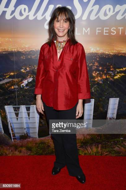 Actress Gina Hecht attends the Primetime Short Films series during the 2017 HollyShorts Film Festival at TCL Chinese 6 Theatres on August 12 2017 in...