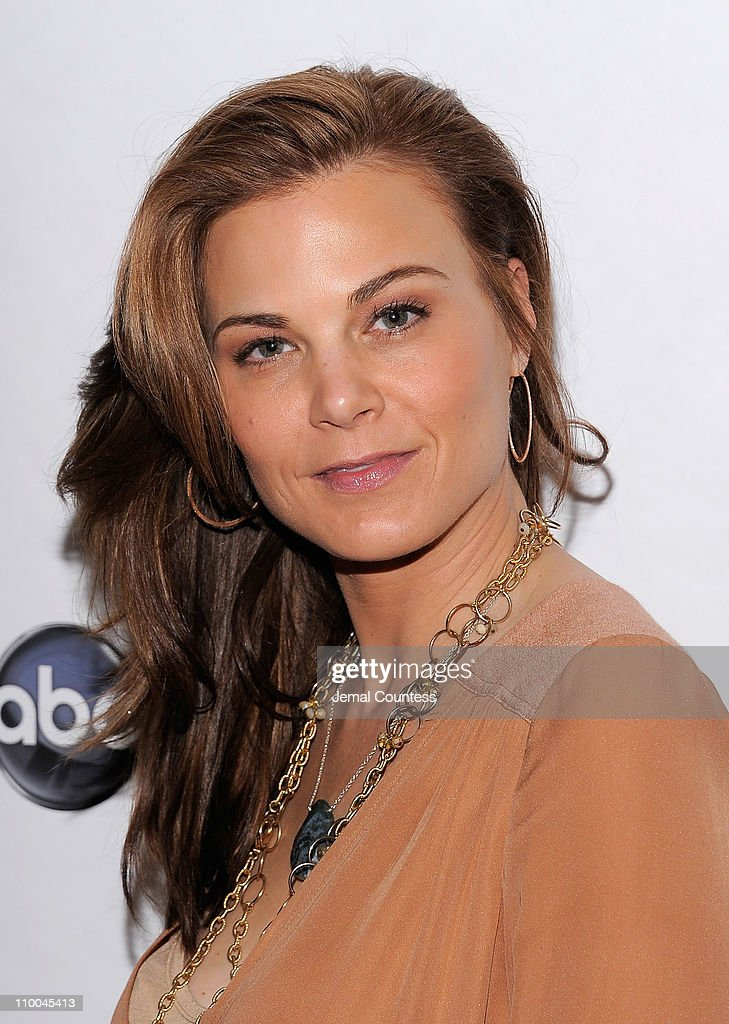 Actress Gina Tognoni attends the 7th Annual ABC & SOAPnet Salute Broadway Cares/Equity Fights Aids Benefit closing celebration at The New York Marriott Marquis on March 13, 2011 in New York City.