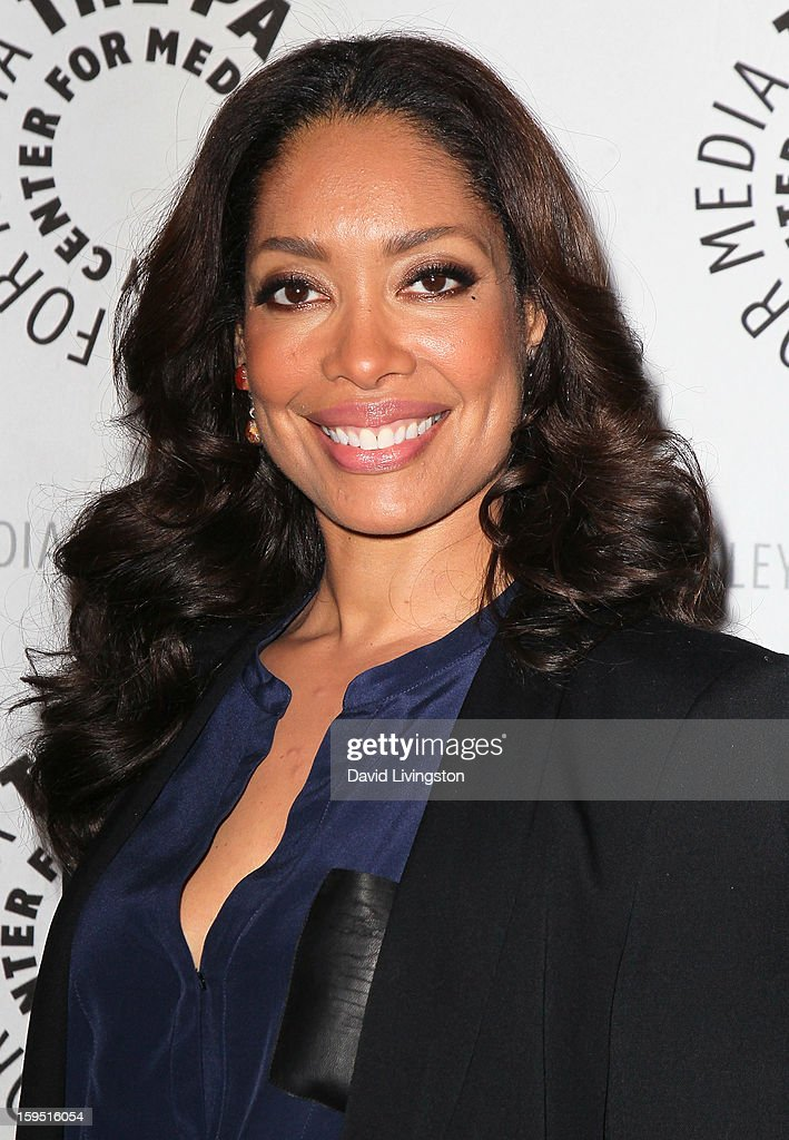 Actress Gina Torres attends The Paley Center for Media's presentation of An Evening With 'Suits' at The Paley Center for Media on January 14, 2013 in Beverly Hills, California.