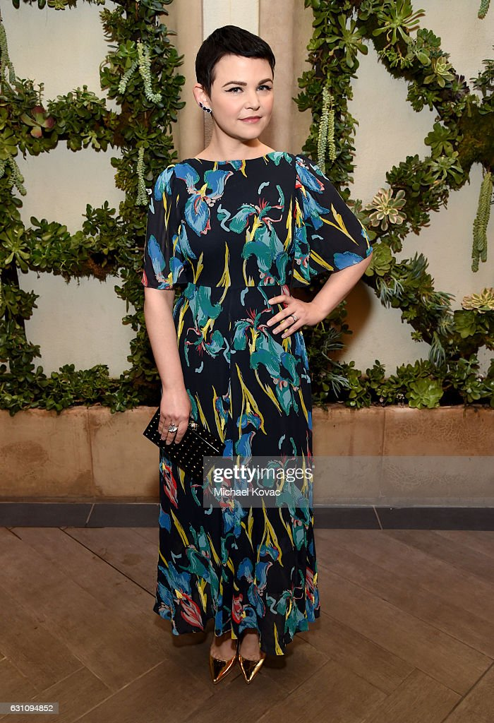 Actress Ginnifer Goodwin attends the 17th annual AFI Awards at Four Seasons Los Angeles at Beverly Hills on January 6, 2017 in Los Angeles, California.