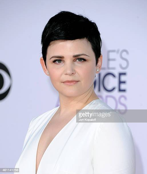 Actress Ginnifer Goodwin attends The 41st Annual People's Choice Awards at Nokia Theatre LA Live on January 7 2015 in Los Angeles California