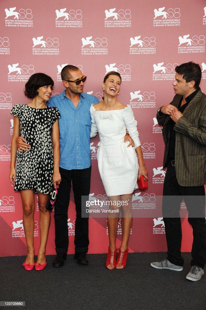 "The 68th Venice International Film Festival - ""Alice"" & ""L'Arrivo Di Wang"" Photocall"