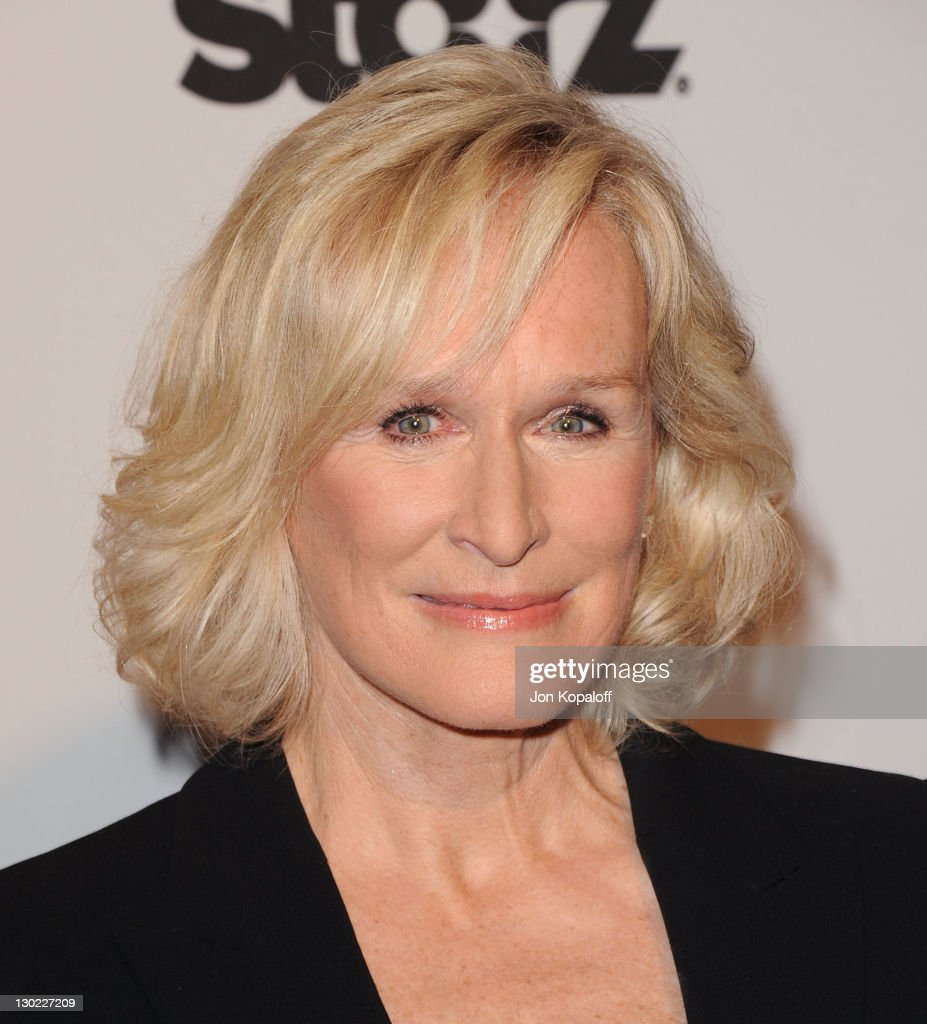 Actress Glenn Close arrives at the 15th Annual Hollywood Film Awards Gala at The Beverly Hilton hotel on October 24, 2011 in Beverly Hills, California.
