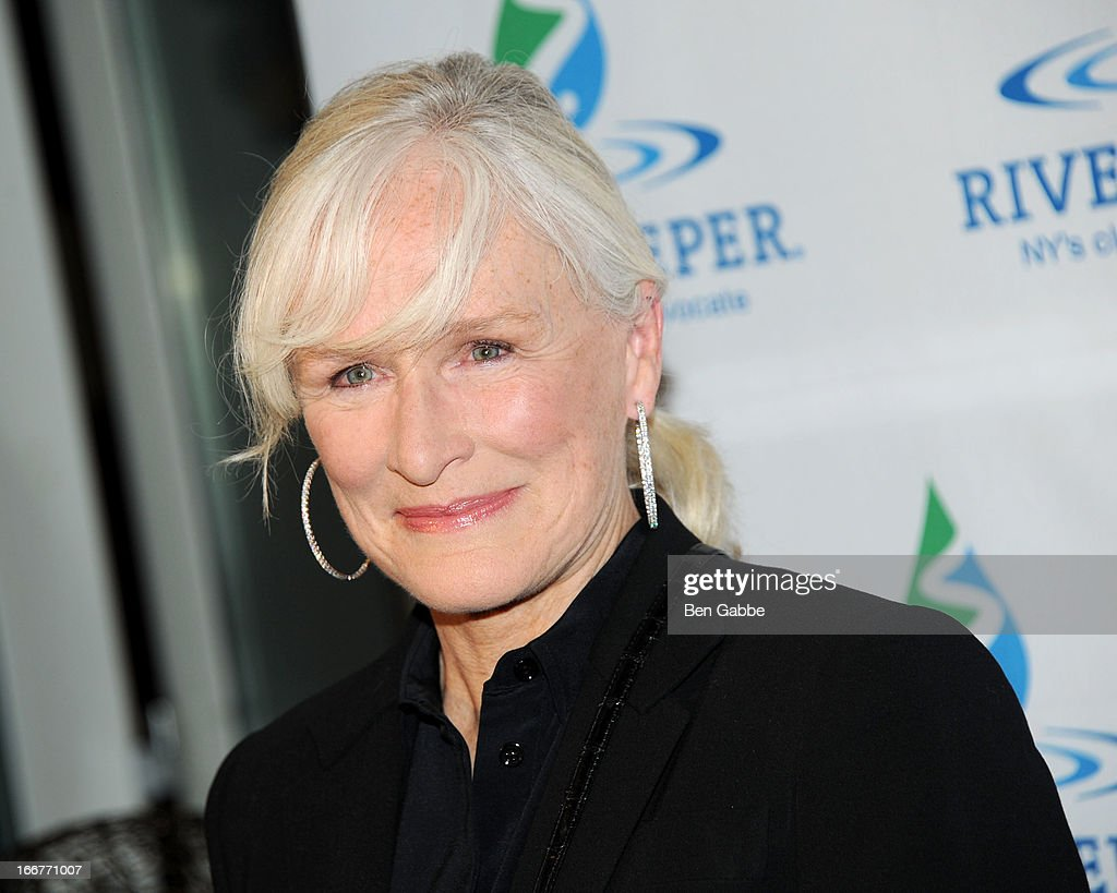 Actress Glenn Close attends the 2013 Riverkeeper's Fishermen's Ball at Pier 60 on April 16, 2013 in New York City.