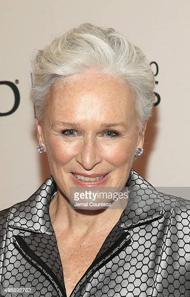 Actress Glenn Close attends the 2015 Health Hero Awards hosted by WebMD at The Times Cente on November 5 2015 in New York City