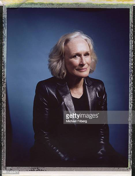 Actress Glenn Close is photographed for Variety on January 18 2014 in Park City Utah