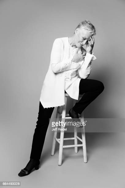 Actress Glenn Close is photographed for Variety on January 26 2017 in New York City PUBLISHED IMAGE