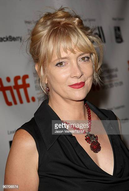 Actress Glenne Headly arrives at the 'The Joneses' screening during the 2009 Toronto International Film Festival held at the Visa Screening Room at...