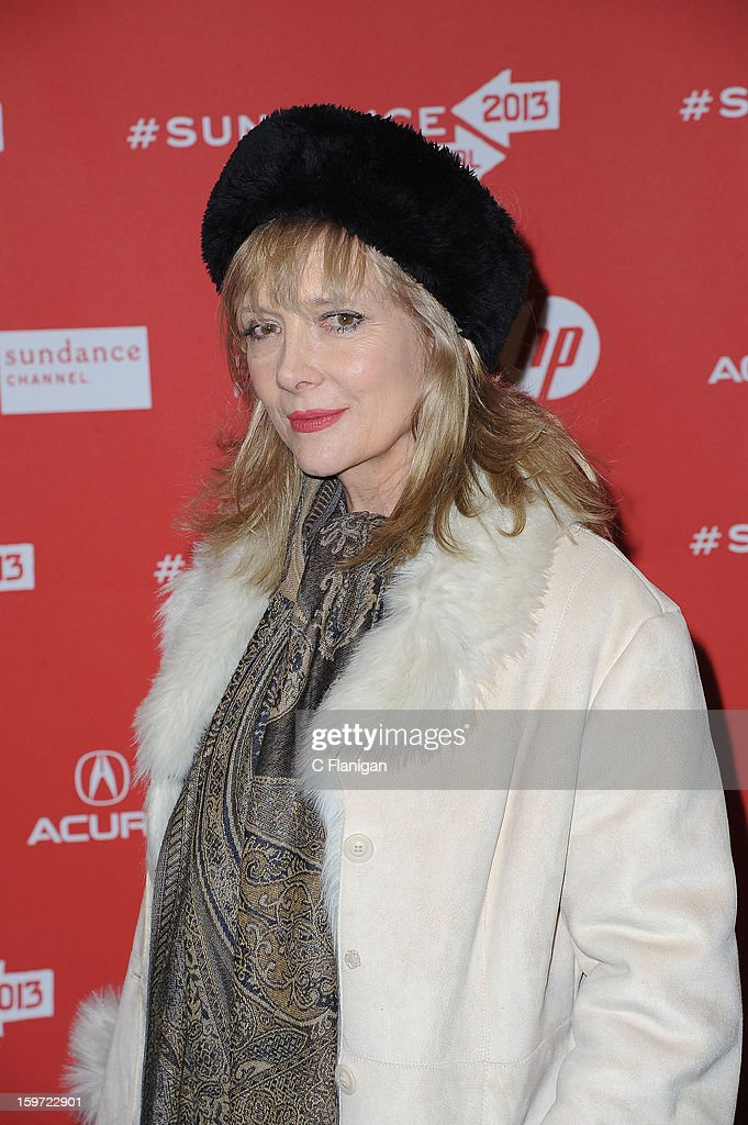 Actress Glenne Headly attends 'Don Jon's Addiction' Premiere during the 2013 Sundance Film Festival at Eccles Center Theatre on January 18, 2013 in Park City, Utah.