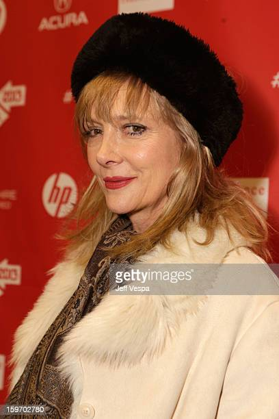 Actress Glenne Headly attends the 'Don Jon's Addiction' premiere at Eccles Center Theatre during the 2013 Sundance Film Festival on January 18 2013...