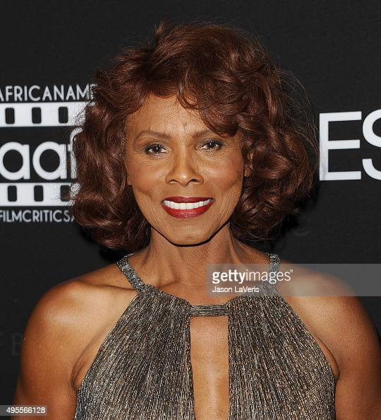 Actress Gloria Hendry attends 'Spectre' The Black Women of Bond Tribute at California African American Museum on November 3 2015 in Los Angeles...