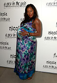 Actress Golden Brooks attends A Pea in the Pod launch party for the Nicole Richie maternity collection held at A Pea In The Pod on August 6 2009 in...