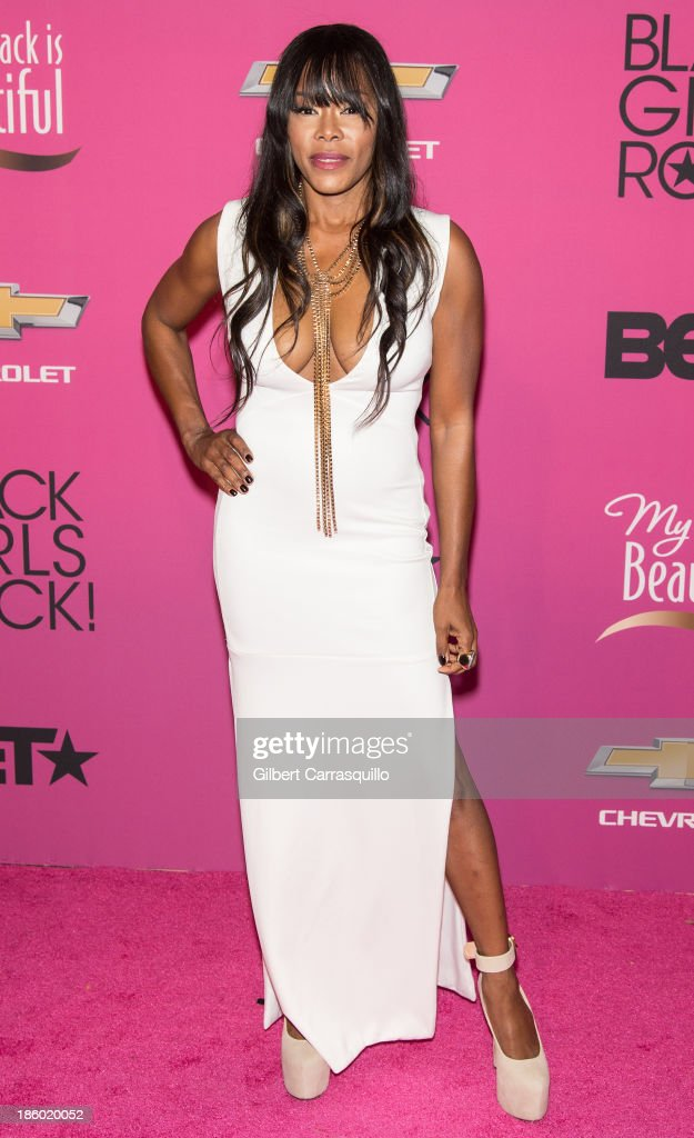 Actress Golden Brooks attends Black Girls Rock! 2013 at New Jersey Performing Arts Center on October 26, 2013 in Newark, New Jersey.