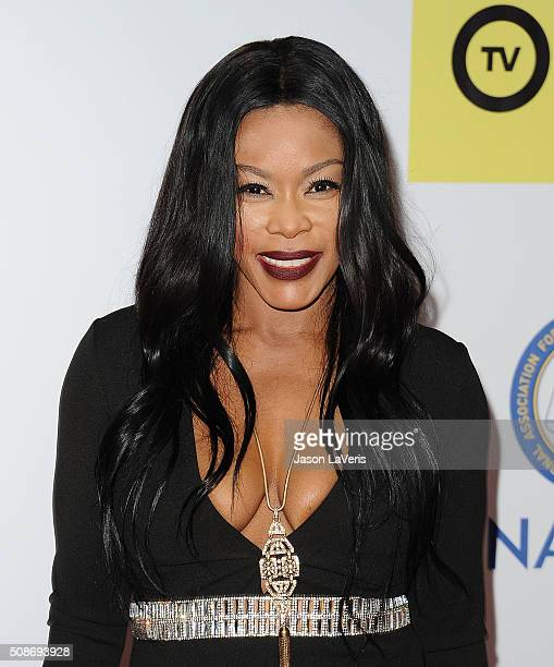 Actress Golden Brooks attends the 47th NAACP Image Awards at Pasadena Civic Auditorium on February 5 2016 in Pasadena California