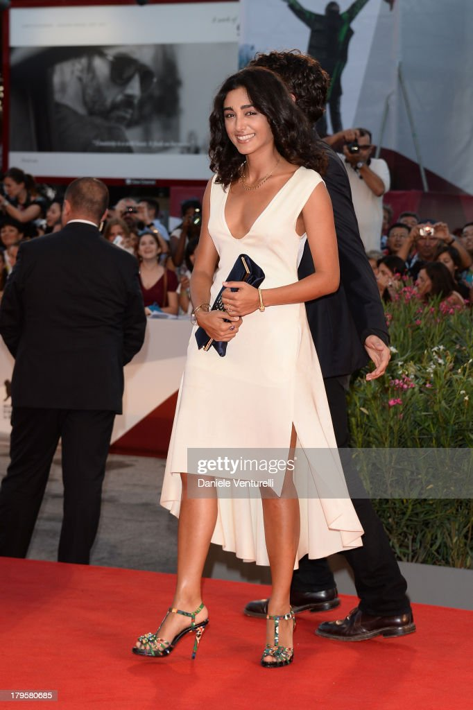 Actress Golshifteh Farahani attends 'La Jalousie' Premiere during the 70th Venice International Film Festival at the Sala Grande on September 5, 2013 in Venice, Italy.