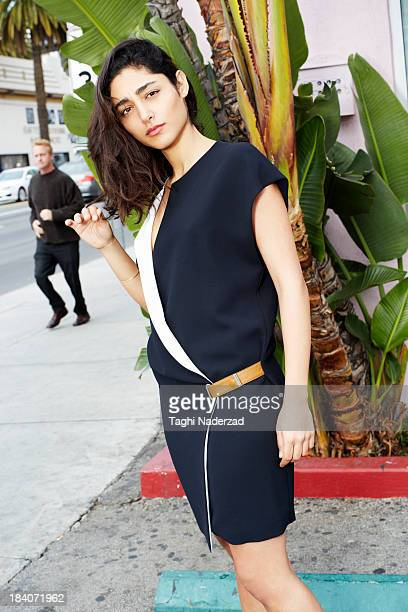 Actress Golshifteh Farahani is photographed for Grazia France on February 8 2013 in Los Angeles California