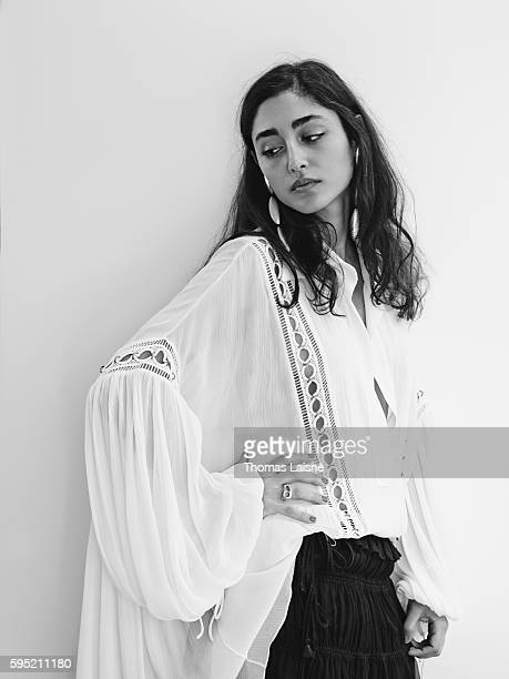 Actress Golshifteh Farahani is photographed for Self Assignment on May 17 2015 in Cannes France