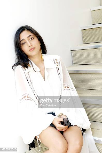 Actress Golshifteh Farahani is photographed for Self Assignment on May 15 2015 in Cannes France
