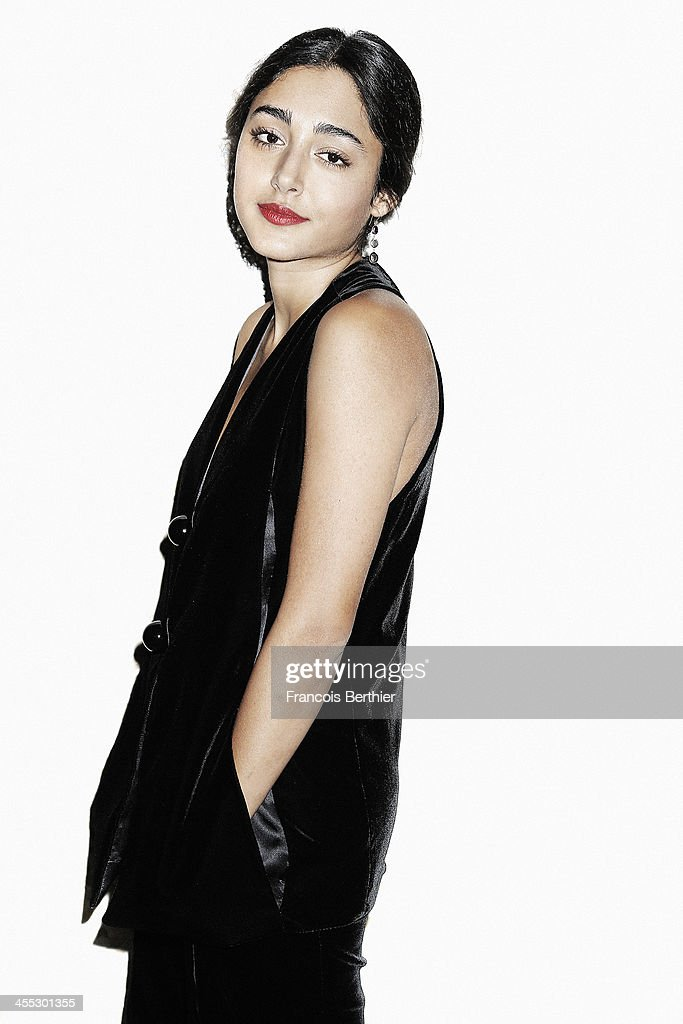 Actress <a gi-track='captionPersonalityLinkClicked' href=/galleries/search?phrase=Golshifteh+Farahani&family=editorial&specificpeople=5535488 ng-click='$event.stopPropagation()'>Golshifteh Farahani</a> is photographed for Self Assignment during the 13th Marrakech Film Festival on December 2, 2013 in Marrakech, Morocco.