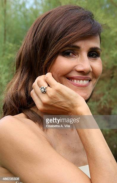 Actress Goya Toledo attends the photocall for 'El Desconocido' during the 72nd Venice Film Festival on September 2 2015 in Venice Italy