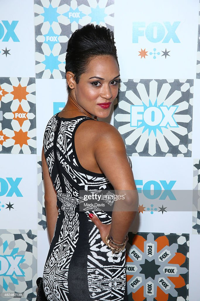 Actress <a gi-track='captionPersonalityLinkClicked' href=/galleries/search?phrase=Grace+Gealey&family=editorial&specificpeople=12848088 ng-click='$event.stopPropagation()'>Grace Gealey</a> attends the Fox Summer TCA All-Star party held at the SOHO house on July 20, 2014 in West Hollywood, California.