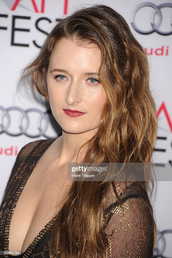 Grace Gummer Nude Photos 79