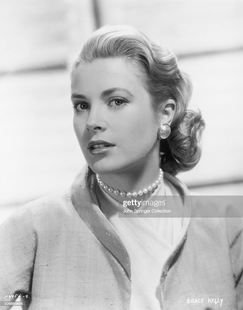 Actress Grace Kelly