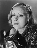Actress Greta Garbo poses for a publicity photo for the MGM movie 'Anna Christie' which was released in 1930