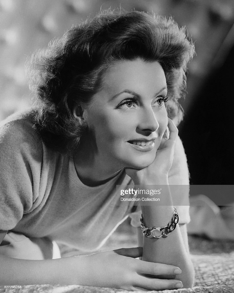 Actress Greta Garbo poses for a publicity still for the MGM film 'TwoFaced Woman' in 1941 in Los Angeles California