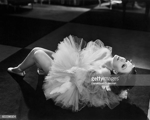 Actress Greta Garbo poses for a publicity still for the MGM film 'Grand Hotel' in 1932 in Los Angeles California