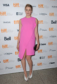 Actress Greta Gerwig arrives at 'The Humbling' Premiere during the 2014 Toronto International Film Festival at The Elgin on September 4 2014 in...