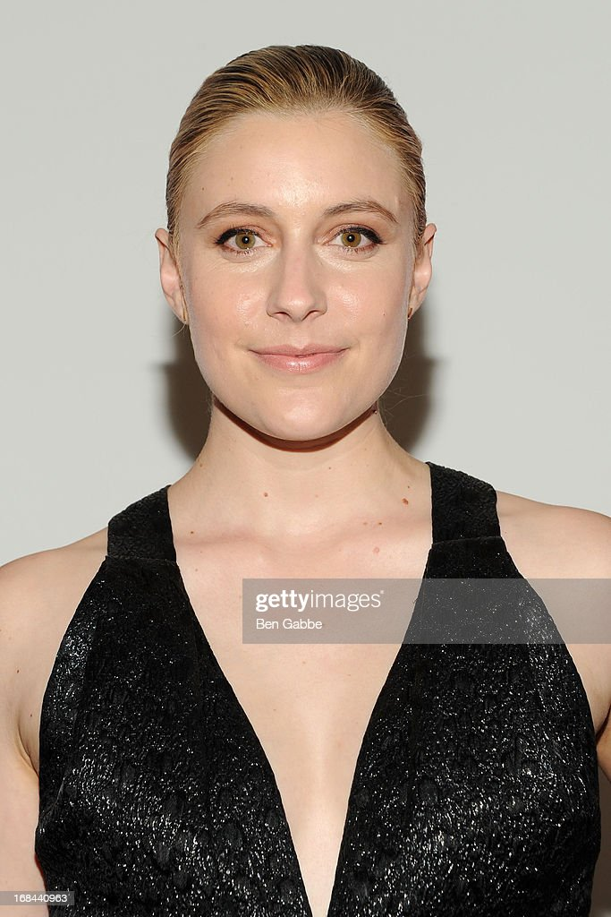 Actress <a gi-track='captionPersonalityLinkClicked' href=/galleries/search?phrase=Greta+Gerwig&family=editorial&specificpeople=4249808 ng-click='$event.stopPropagation()'>Greta Gerwig</a> attends 'Frances Ha' New York Premiere at MOMA on May 9, 2013 in New York City.