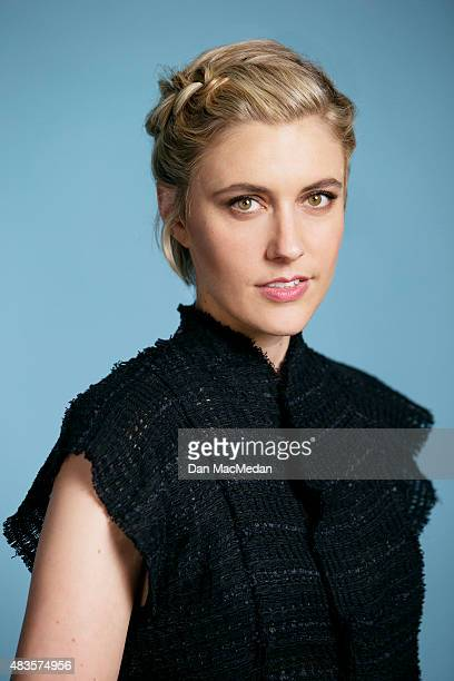 Actress Greta Gerwig attends 'Mistress America' during the Sundance NEXT FEST at The Theatre at Ace Hotel on August 7 2015 in Los Angeles California