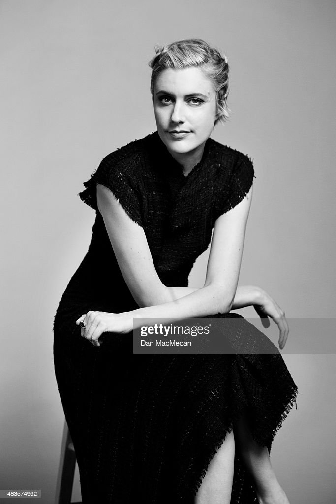 Actress <a gi-track='captionPersonalityLinkClicked' href=/galleries/search?phrase=Greta+Gerwig&family=editorial&specificpeople=4249808 ng-click='$event.stopPropagation()'>Greta Gerwig</a> attends 'Mistress America' during the Sundance NEXT FEST at The Theatre at Ace Hotel on August 7, 2015 in Los Angeles, California.