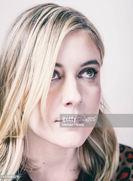 Actress Greta Gerwig is photographed for Variety on February 3 2015 in Park City Utah ON DOMESTIC EMBARGO UNTIL MAY 3 2015 ON INTERNATIONAL EMBARGO...
