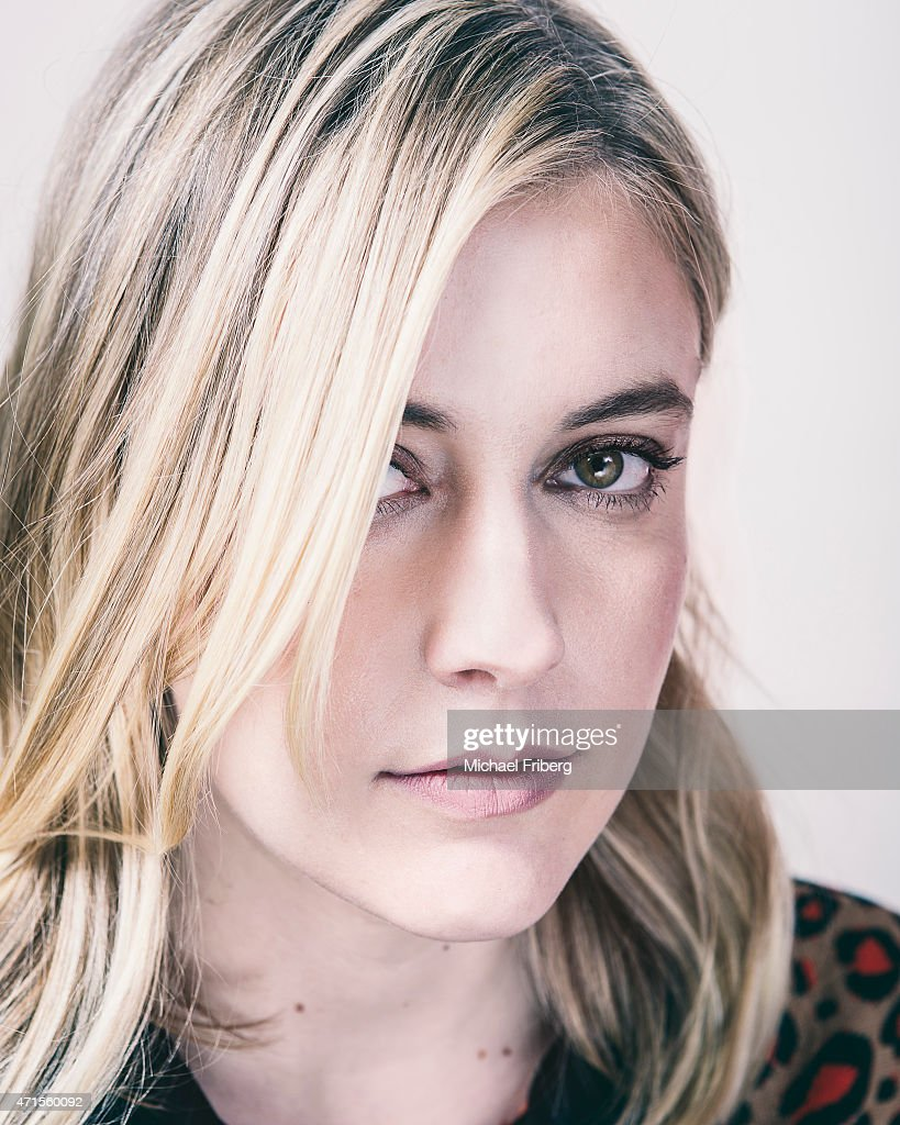 Actress Greta Gerwig is photographed for Variety on February 3, 2015 in Park City, Utah. ON