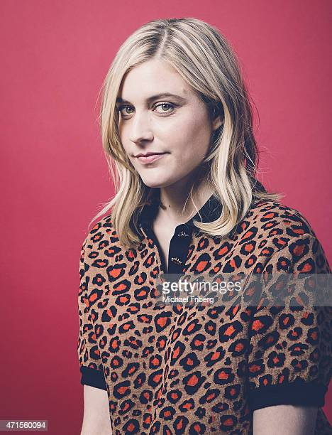 Actress Greta Gerwig is photographed for Variety on February 3 2015 in Park City Utah